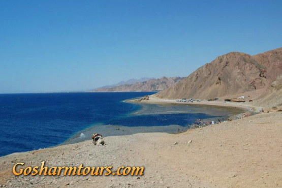 Blue Hole Sharm el Sheikh
