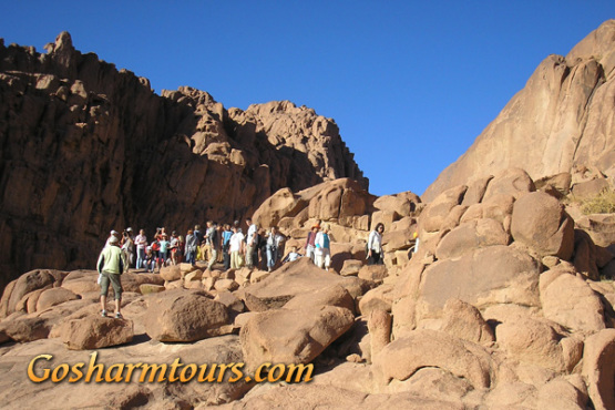 Moses Mountain Sharm El Sheikh