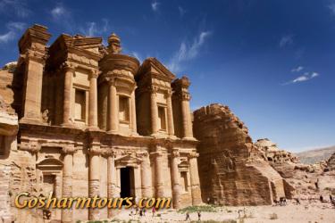 Petra from Sharm El Sheikh