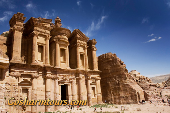 Petra from Sharm El Sheikh