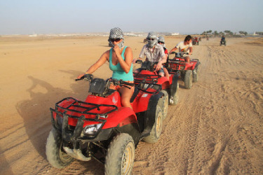 Quad Bike Sharm el Sheikh