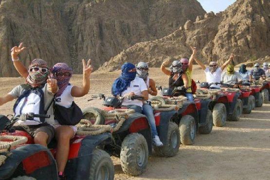 Quad Biking in Sharm El Sheikh