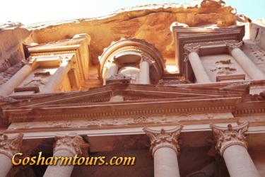 Sharm El Sheikh to Petra