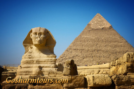 Sharm el Sheikh to Pyramids
