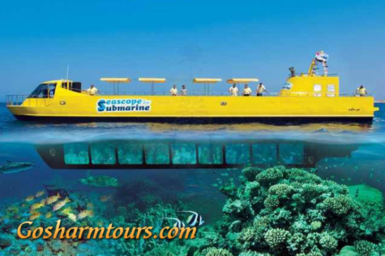 Submarine Sharm El Sheikh